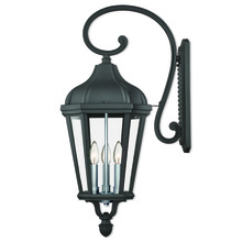 Livex Lighting 76192-14 - 3 Lt TBK Outdoor Wall Lantern