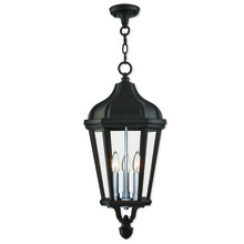Livex Lighting 76193-14 - 3 Lt TBK Outdoor Pendant Lantern