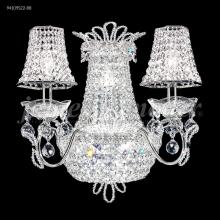 James R Moder 94109S22 - Princess Wall Sconce with 2 Arms
