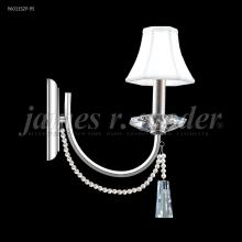 James R Moder 96011S2P - Pearl Collection 1 Arm Wall Sconce