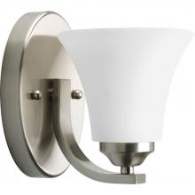 Progress P2008-09 - 1-Lt. Brushed Nickel Bath Light