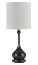 CAL Lighting BO-2256TB-DB - 100W TAPRON METAL ACCENT LAMP
