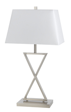 CAL Lighting BO-2580TB - 150W 3 WAY Z TABLE LAMP