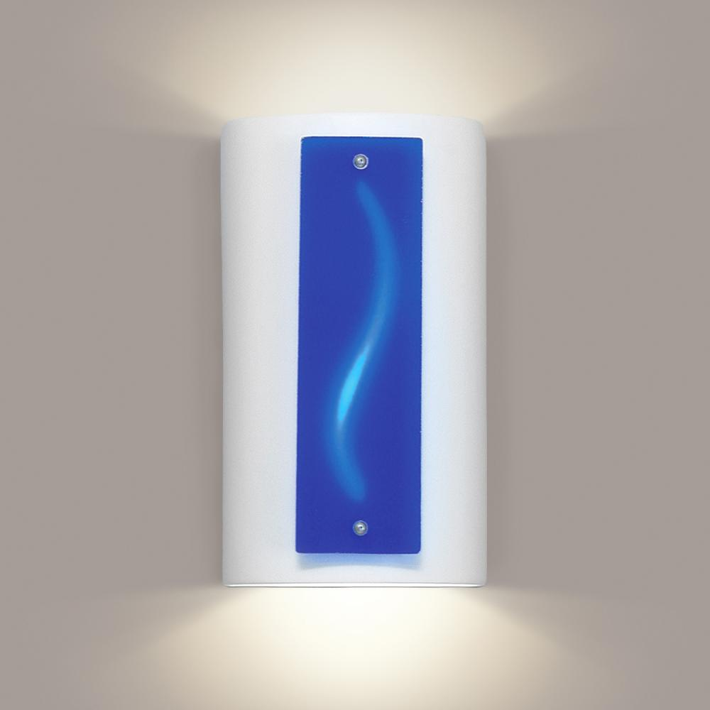 Sapphire current ada wall sconce gu24 base socket bulb not sapphire current ada wall sconce gu24 base socket bulb not included amipublicfo Choice Image