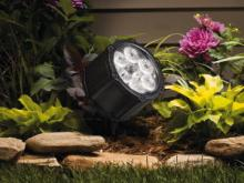 Kichler Landscape 15741BKT - Accent Led 8.5W 10 Deg Narrow