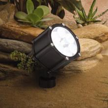 Kichler Landscape 15743BKT - Accent Led 8.5W 60 Deg Wide