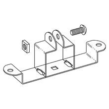 Eaton B-Line B460-22ZN - FLUOURESCENT FIXTURE HANGER, FOR 1 5/8-IN. X 1 5