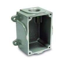 "Meltric MB31 - METAL JUNCTION BOX - 1""NPT"