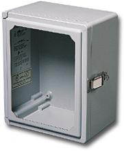 Robroy Industries CLW707HPL - ENCLOSURE CLASSIC WINDOW 7X7X5 FG HPL
