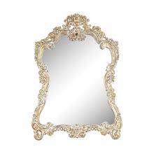 Sterling Industries 6100-024 - Regence Composite Frame Wall Mirror In Belgian Cream