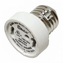 MaxLite MLGSML - GU24 LOCKING ADAPTER,600 V,E26 MED SCR