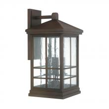 Capital 9918MZ - 4 Light Wall Lantern