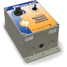 Canarm MSC-4 - VARIABLE SPEED CONTROL,MAN,12.5 AMP