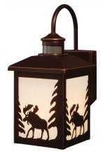 "Vaxcel International T0184 - Yellowstone Dualux� 8"" Wall Light"