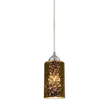ELK Lighting 10505/1 - Illusions 1 Light Pendant In Polished Chrome