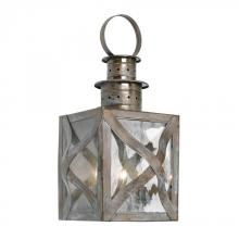 ELK Lighting 2142-WB - Three Light Olde Bay Wall Lantern