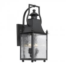 ELK Lighting 5771-C - Two Light Charcoal Wall Lantern
